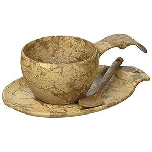 5191F118JGL. SS300  - Relags Kupilka Gift Set Crockery Set, Brown, One Size