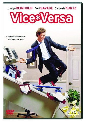 SONY PICTURES Vice Versa [DVD]