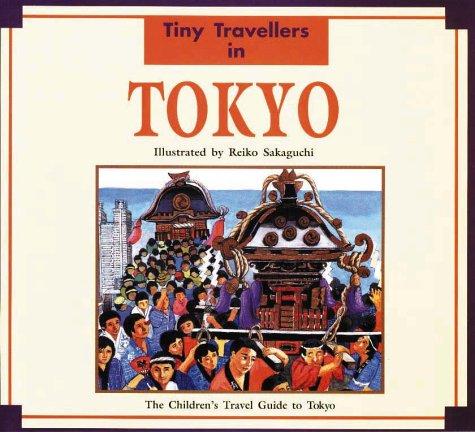 Tiny Travellers in Tokyo por Yuko Enomoto