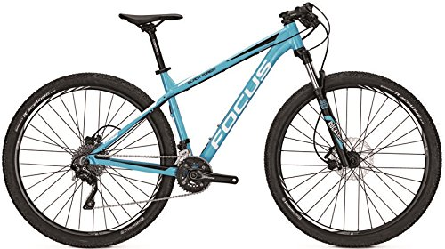 MOUNTAIN BIKE FOCUS BLACK FOREST LTD 29 20 G HOMBRE 2017 2 COLORES  COLOR MALIBLUE  TAMAÑO 42  TAMAÑO DE RUEDA 29 00 INCHES