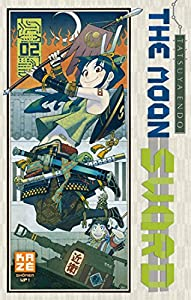 The Moon Sword Edition simple Tome 2