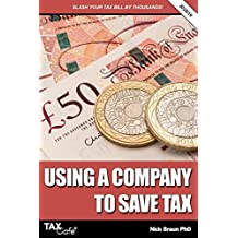 Using a Company to Save Tax 2018/19