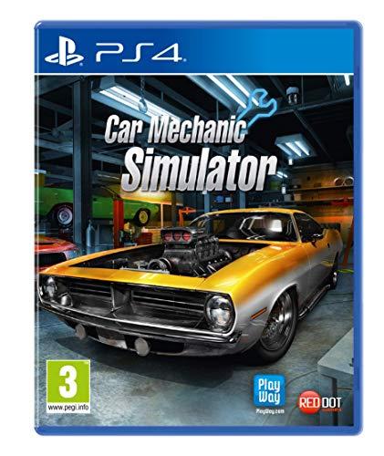 Koch Media Car Mechanic Simulator, PS4 vídeo - Juego (PS4, PlayStation 4, Simulación, E (para todos))