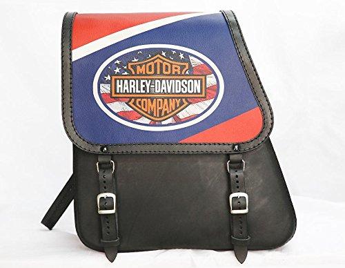 Sacoche Harley Davidson sportster Iron 883 SuperLow 1200T Seventy-Two Forty-Eight Sacoche cavali/ère 1200 Custom La sacoche sadapte /à tous les mod/èles de moto Harley Davidson Sportster SuperLow De plus cette sacoche peut /ê