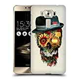 Head Case Designs Offizielle Riza Peker Geliebter Schädel 7 Ruckseite Hülle für Zenfone 3 Deluxe 5.5 ZS550KL