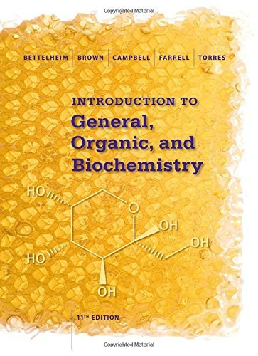 Introduction to General, Organic and Biochemistry by Shawn O. Farrell (5-Feb-2015) Hardcover
