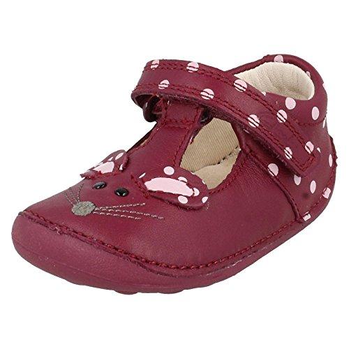 Clarks Little Pip Mädchen Sneakers Keine Angabe