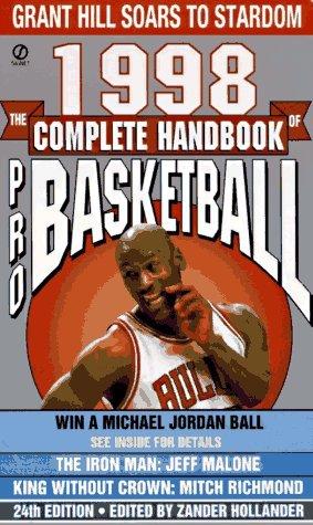 Complete Handbook of Pro Basketball 1998: 1998 Edition (1997-11-01)