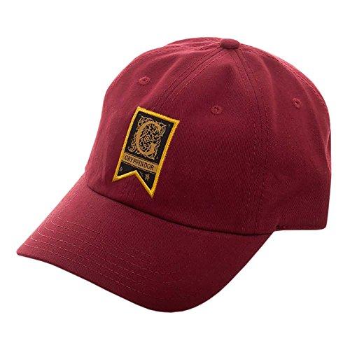 Harry Potter Gryffondor crête rouge de coton casquette de baseball