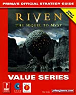Riven - The Sequel to Myst : The Official Strategy Guide de Rick Barba
