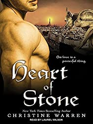 Heart of Stone (Gargoyles) by Christine Warren (2014-02-12)