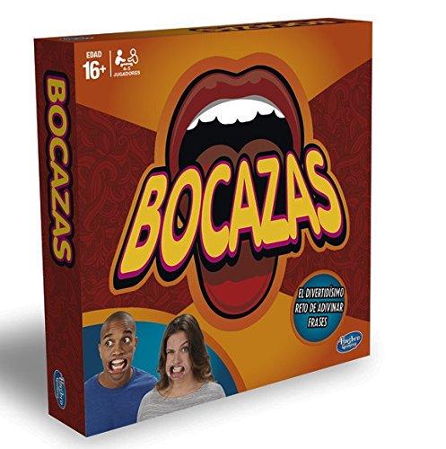Hasbro Gaming - Bocazas, Juego de Mesa (C2018105)
