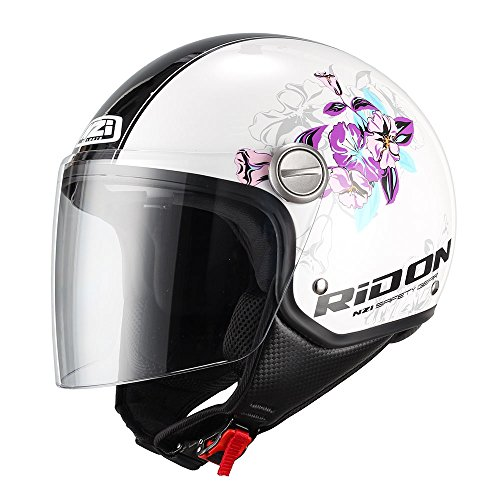 NZI 150262G860 Capital Visor Graphics Bloom Casco