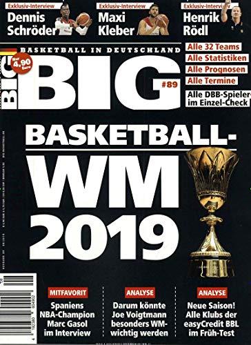 BIG - Basketball in Germany [Jahresabo]