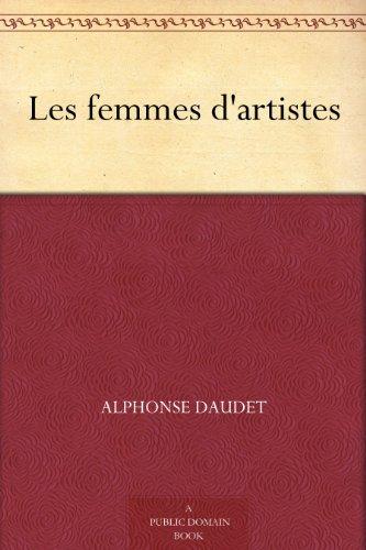 Couverture du livre Les femmes d'artistes