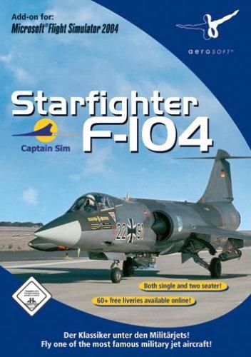 Aerosoft F-104 Starfighter Add-On for FS 2004/CFS3 [UK Import]