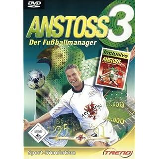 Anstoss 3 + Anstoss Action (DVD-ROM)