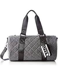Aldo Womens Daroegel Shoulder Bag Grey (Dark Grey)