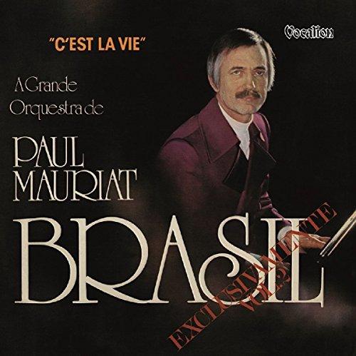 Mauriat-cd Paul (C'est La Vie & Brasil Exclusivamente V.2)
