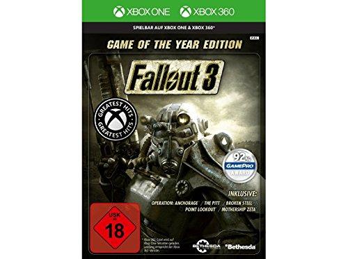 [A] Neu:Fallout 3 GOTY - Exklusiv [Xbox One]