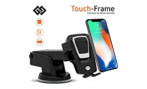 TAGG Touch Frame Car Mount, Premium Car Mobile Holder