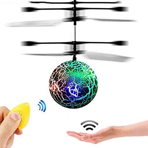 Geschenke für 3-16 Jahre alte Mädchen Jungen, GZMY LED Flashing Blinkt Fliegende Spielzeug Hubschrauber Spielzeug 3-12 Jahre alten Jungen Mädchen Weihnachtsgeschenke