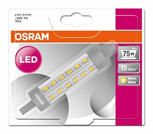 osram led star special line led leuchtmittel mit r7s sockel nicht dimmbar ersetzt 75 watt. Black Bedroom Furniture Sets. Home Design Ideas