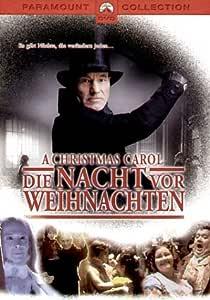 A Christmas Carol - Die Nacht vor Weihnachten: Amazon.de: Patrick Stewart, Richard E. Grant ...