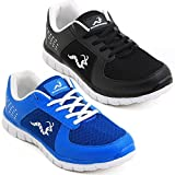 2 x Woodworm MXT Mens Running Shoes / Trainers Size 9