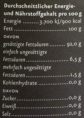 46f3c7bdf37c80 Ölmühle Solling Bio Kokosöl nativ im Bügel-Glas 1000ml