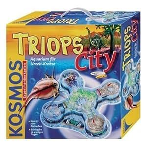 Kosmos 631819 - Triops City, Aquarium fr Urzeit-Krebse