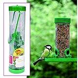 Mangeoire pour oiseau à suspendre 25 x 6 cm, sans doublure