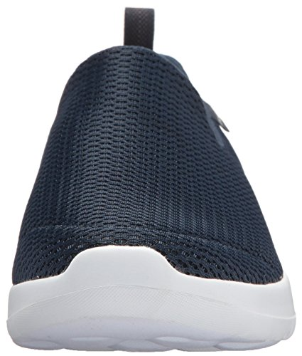 Skechers Damen Go Walk Joy Slip On Sneaker Blau(Navy)