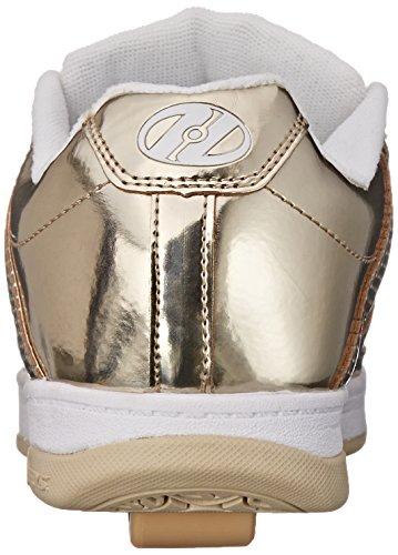 Heelys SPLIT Schuh 2015 navy/grey Gold Chrome
