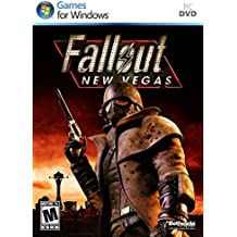 Fallout New Vegas DVD with Official Game Guide & Map