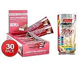 Die besten Quest-Nutrition Protein Riegel - Scitec Nutrition Proteinissimo LC Himbeere - Sahne, 1er Bewertungen