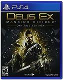 Deus Ex: Mankind Divided - PlayStation 4(Versión EE.UU., importado)