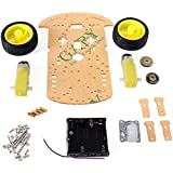 #6: VEEROBOT 2WD Robot Chassis