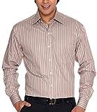 SPEAK Formal Mens Striped Shirt