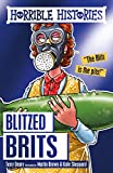 Horrible Histories: The Blitzed Brits by Terry Deary