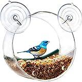 Mangiatoia per uccelli per pignoni esterni, sospesa, filo di ferro spinato di uccelli, protegge gli uccelli