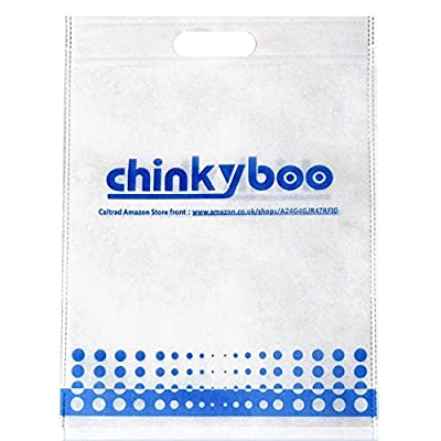 chinkyboo Watch Display Box Case Faux Leather