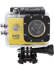 """Andoer SJCAM SJ4000 Full HD 1080P action étanche Sport DVR caméra 1,5 """"170 ° Grand Angle avec batterie et accessoires USB Câble"""