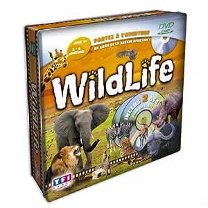 TF1 Games - jeu de société - Wild Life