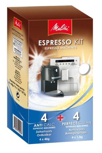 Melitta, Kit manutenzione macchine da caffè