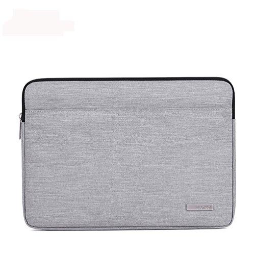 15 Zoll Laptoptasche, Ultra schützende Notebook Tragetasche Cover Computer PC Schutztasche Tablet Tasche für Macbook, Ultrabook, Lenovo, HP, Dell, Acer, Asus, MSI