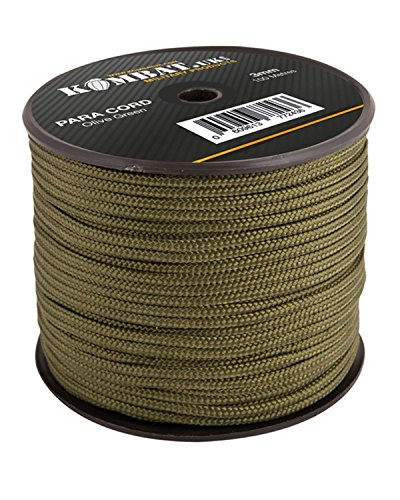 kombat-uk-unisex-paracord-reel-olive-green-100-m