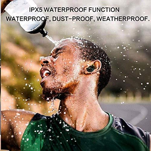 Bluetooth Kopfhörer Kingsky Mini Wireless Earbuds Bluetooth V5.0 True Kabellos Kopfhörer mit Noise Cancelling Bluetooth Ohrhörer wasserfest Bluetooth Headset Stereo mit Mikrofon - 6