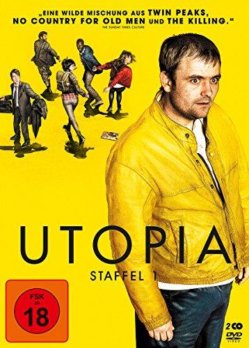 Utopia - Staffel 1 [2 DVDs] Preisvergleich