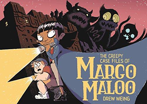 The Creepy Case Files of Margo Maloo por Drew Weing